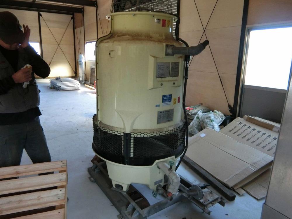 冷却塔(矢崎総業・CT-K10C/10トン)¥25.000–2