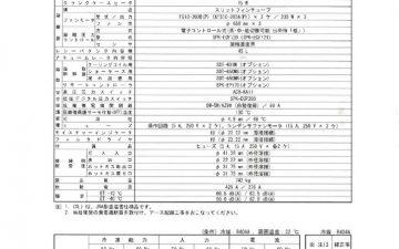 1体空冷式冷凍機(三洋電機・OCU-NL2001F)のサムネイル